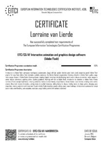 EITC-CG-AF-AAH08101234-Sup