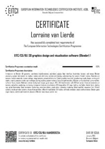 EITC-CG-BL1-AAH08101234-Suppl