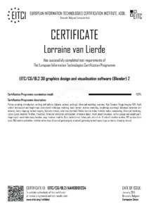 EITC-CG-BL2-AAH08101234-Suppl