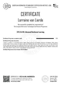 EITC-AI-ARL-AAE08101234-Suppl