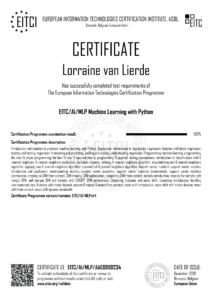 EITC-AI-MLP-AAE08101234-Suppl